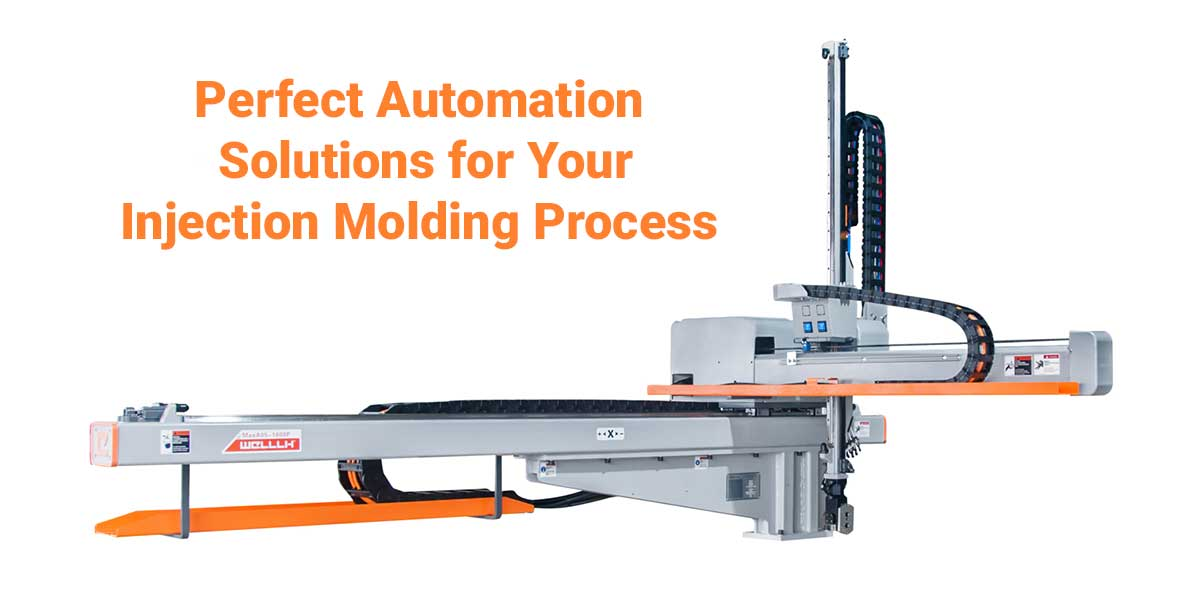 Automation Solutions for Your Injection Molding Process